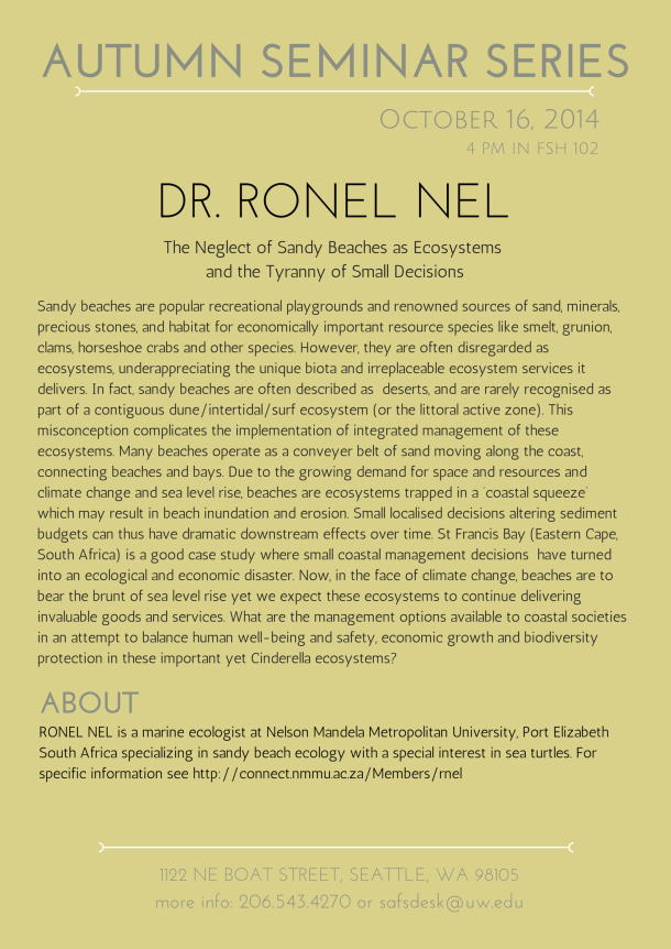 Ronel Nel Bio and Abstract
